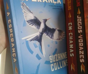 book, Jennifer Lawrence, and the hunger games image