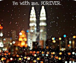 message, ny, and rain image