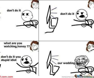 funny, lol, and wedding image