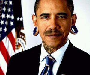 funny, Hot, and obama image