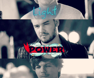 one direction, steal my girl, and light image