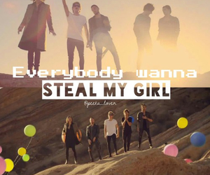 one direction and steal my girl image