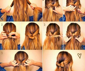 hair, hair styles, and women hairstyles image