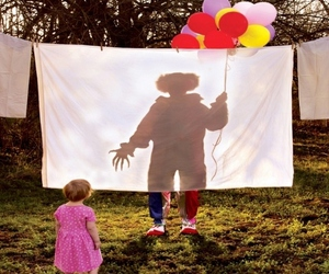 clown, Dream, and funny image