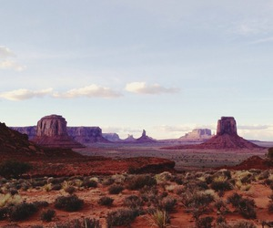 desert, nature, and landscape image