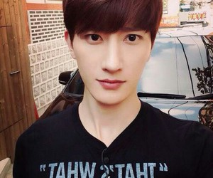 ZhouMi, super junior, and SJ image