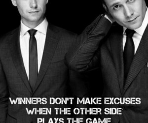quote and suits image