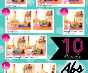 helpful, workout, and blogilates image