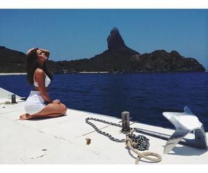 brazilian, girl, and sea image