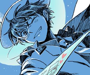 anime and kaito kid image