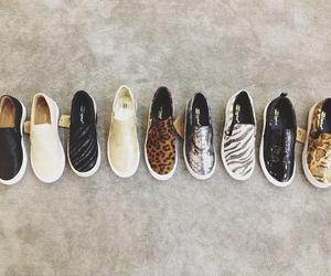 fashion, leopard, and slippers image