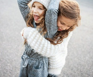kids, fashion, and girls image