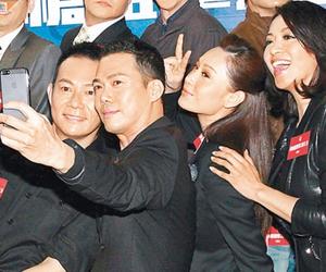 selfie, kate tsui, and michael tse image