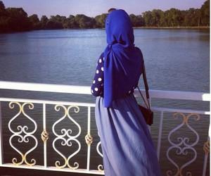 hijab, muslimah, and musulmanka image