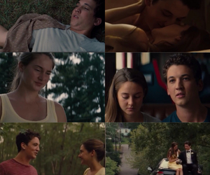 couple, movie, and miles teller image
