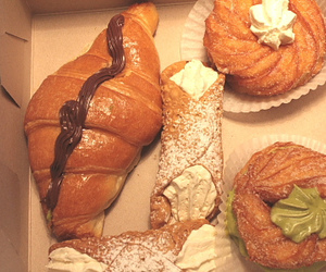 croissant, cornetto, and montreal image