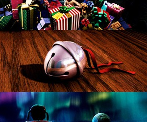 christmas, movie, and the polar express image