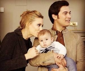 baby, mira, and cagatay ulusoy image