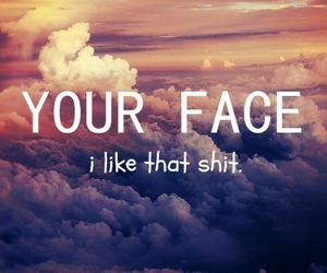 face, like, and your image