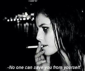 skin, smoke, and effy stonem image