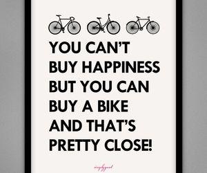 bike, happiness, and love image