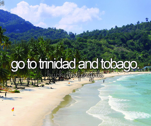 travel and trinidad and tobago image