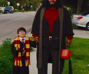 Halloween, harry potter, and cute image