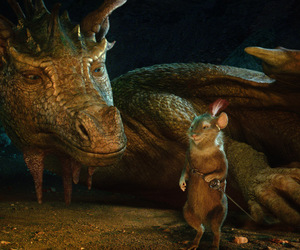 chronicles of narnia, dragon, and the chronicles of narnia image