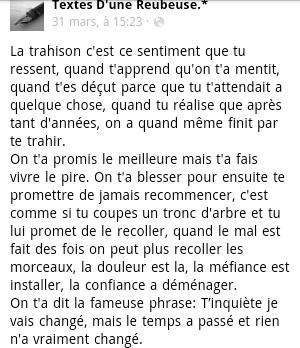 Image About Sentiment In Texte By Princesse Du Bitume