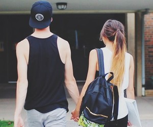 love, couple, and laurdiy image