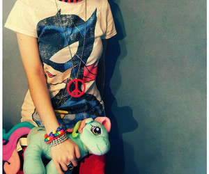 peace, pony, and my little pony image