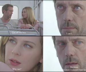 house md, movies, and pain image