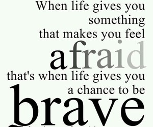 brave and motivation image