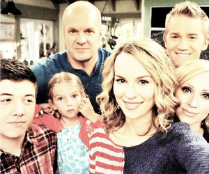 bridgit mendler, disney channel, and good luck charlie image