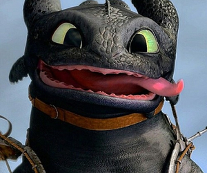 toothless, cute, and httyd image
