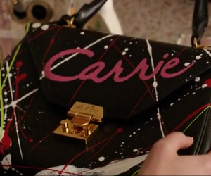 the carrie diaries, bag, and carrie image