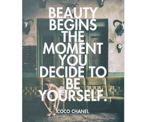 quotes, beauty, and be yourself image