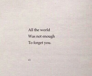 quote and forget image