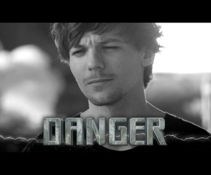 one direction, steal my girl, and danger image