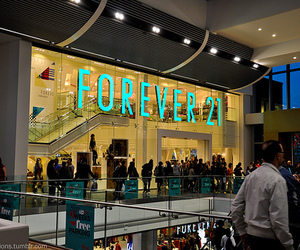 forever 21, store, and forever21 image