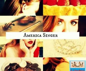 books, the selection, and america singer image