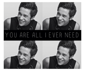 austin carter mahone, austin mahone, and all i ever need image