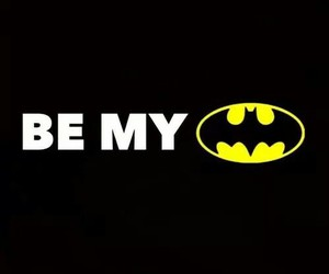 batman and be my image