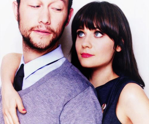 zooey deschanel, 500 Days of Summer, and couple image