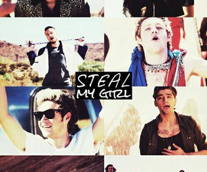 steal my girl, one direction, and liam payne image
