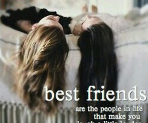 best friends and bff image