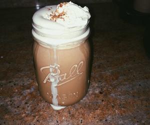 coffee, dessert, and diy image