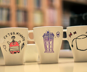craft, diy, and doctor who image
