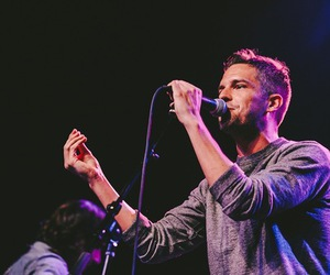 band, brandon flowers, and concert image