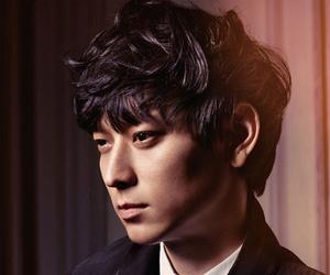 korean actor and kang dong won image